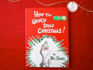 How The Grinch Stole Christmas Book Quotes Grinch stole christmas!