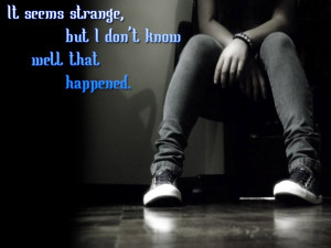 ... alone hd photo depression quotes about being alone alone quote hd