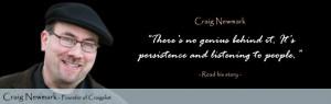 Craig Newmark Quotes