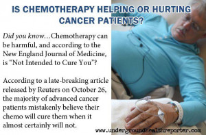Most Cancer Patients Believe That Chemotherapy Is The Best Life-saving ...