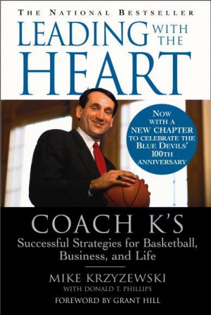 Coach Mike Krzyzewski