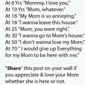 miss my mom :'(