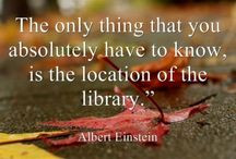 Quirky quotes / A collection of quirky quotes related to libraries and ...