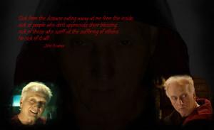 Jigsaw Quote by emeFlagrusTheEmperor