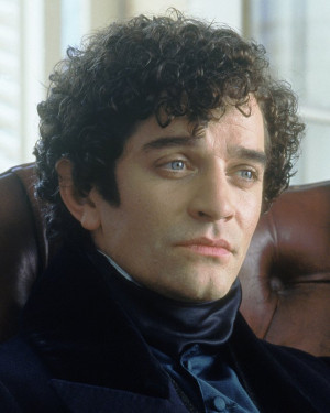 James Frain as Villefort in Touchstone's The Count of Monte Cristo ...