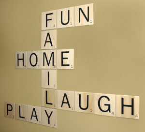 ... want to share some fun activities you can enjoy with your loved ones
