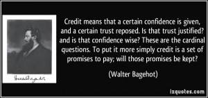 More Walter Bagehot Quotes