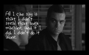 Puck From Glee Quotes