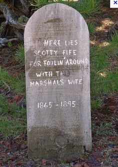 Epitaphs on Pinterest - Tombstone Sayings, Cemetery and Halloween ...