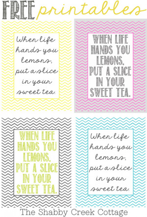 , free printables, printable art, southern sayings, quote art, quotes ...