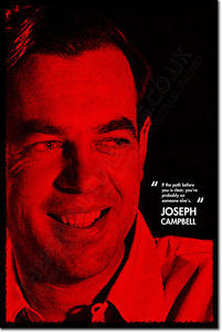 JOSEPH-CAMPBELL-ART-QUOTE-PRINT-PHOTO-POSTER-GIFT-THE-POWER-OF-MYTH
