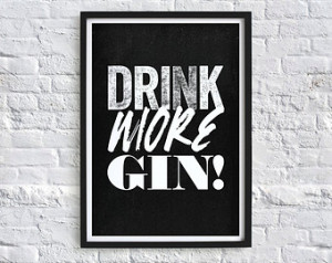 Popular items for i love gin