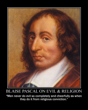 blaise pascal quotes god - photo #25