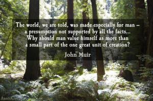 john muir quotes | John Muir quote
