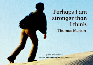am strong quotes