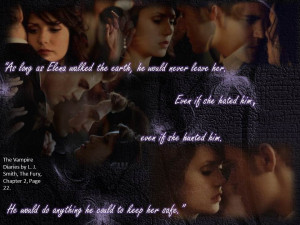 vampire diaries quotes from book 2 Pictures of you.jpg - The Vampire ...