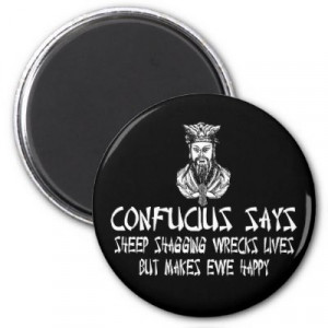 looking for funny confucius quotes jokes and sayings look no further ...