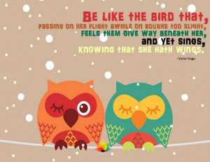 Bird Image Quotes And Sayings