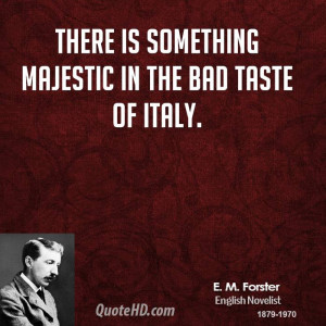 Forster Quotes