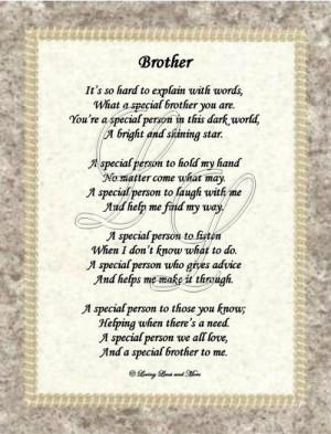 happy birthday happy birthday brother poems happy birthday brother ...