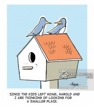 Empty Nest Quotes Empty Nest Syndrome Cartoons