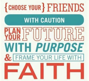 frame your life with faith Faith picture Quote