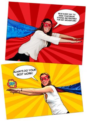 Superhero Teacher Appreciation Week