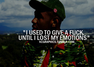 tyler the creator quotes •