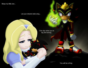 Shadow The Hedgehog You Will Be A King