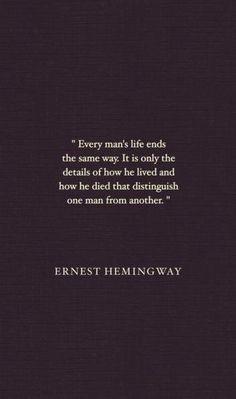 Man Quotes