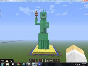 Minecraft Famous Buildings