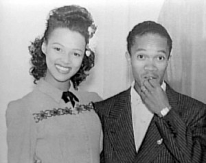 Dorothy Dandridge and Harold Nicholas