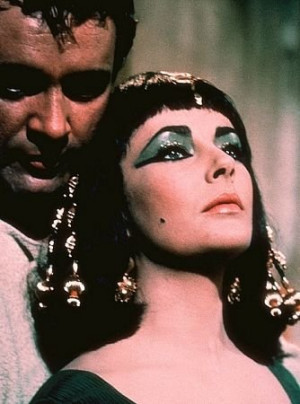 """By Toby Wilkinson Everett Collection Elizabeth Taylor in """" Cleopatra ..."""