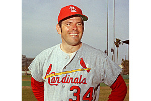 Photo: St. Louis Cardinals pitcher Nelson Briles is shown in 1970 (AP ...