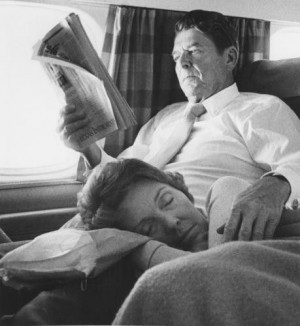 Ronald and Nancy Reagan - I don't have a quote to go with this, but it ...