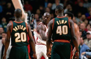 Gary Payton and Shawn Kemp put the Sonics on the map in the modern NBA ...