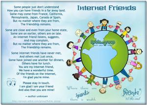 Internet Friends ...