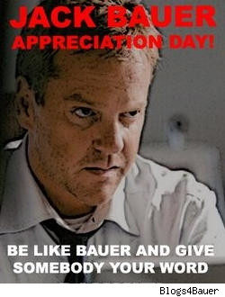 Jack Bauer Appreciation Day