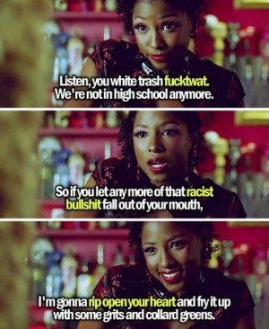 True Blood. Tara Thornton quote. True Blood season 5. Vampire Tara at ...