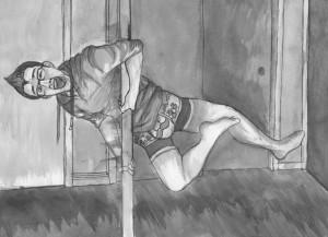 Markiplier Pole Dancing by Jay101