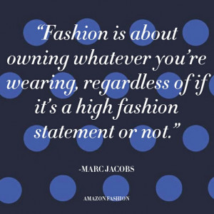 Marc Jacobs #quote
