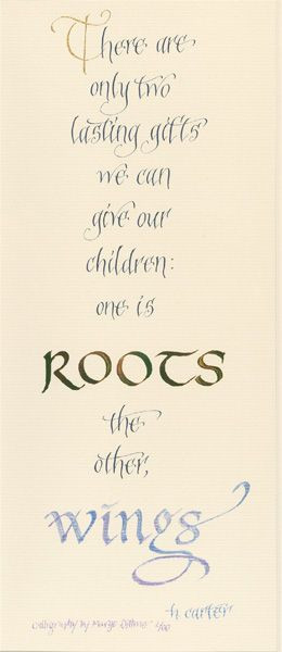 Quotes about family trees | Poems, Quotations, Awards & Family Trees ...