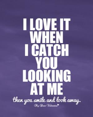 Flirting With My Boyfriend Quotes http://www.mydearvalentine.com ...