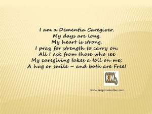 Inc. specializes in holistic dementia care solutions. Our KIM Quotes ...