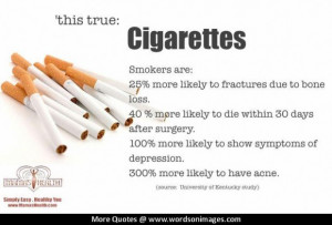 Quotes about quitting smoking