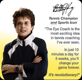 The Eye Coach is the most exciting idea in tennis coaching I've ever ...