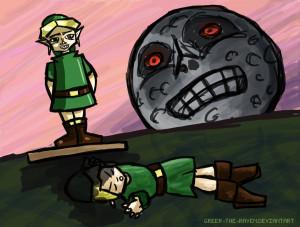 BEN_DROWNED_BURNED Ben killed Link?! O_O