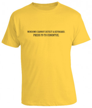 Details about Cool Nerd PC Geek Retro Gift Quote Funny New T-Shirt