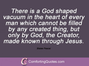 Blaise Pascal Sayings