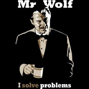 Mr Wolf Pulp Fiction